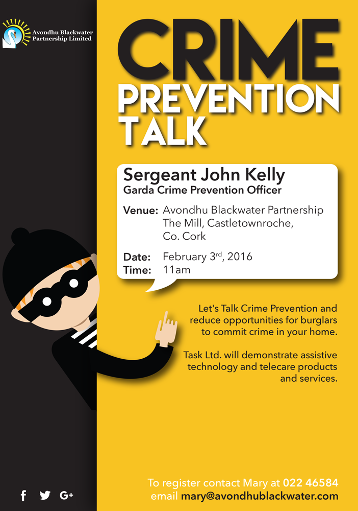 CrimePrevetionTalk