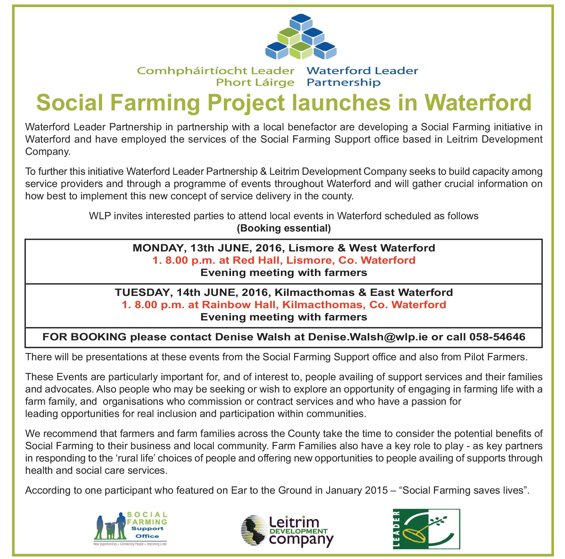 Social-Farming