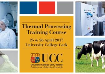 UCC, Thermal Processing Training Course, 2017