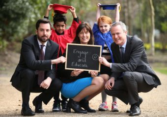 Engage and Educate Fund Launch
