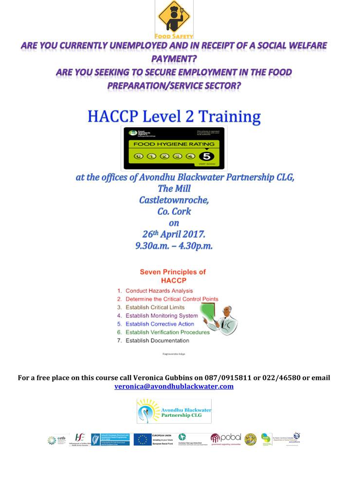 HACCP-Poster