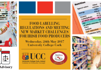 Symposium: Food labelling regulations and meeting new market challenges for Irish Food Producers