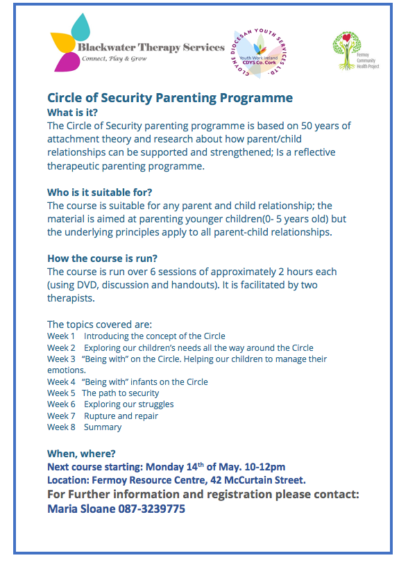 Circle Of Security Parenting Programme